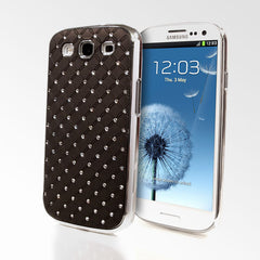 Tufted Rhinestones Samsung Galaxy S3 Cases