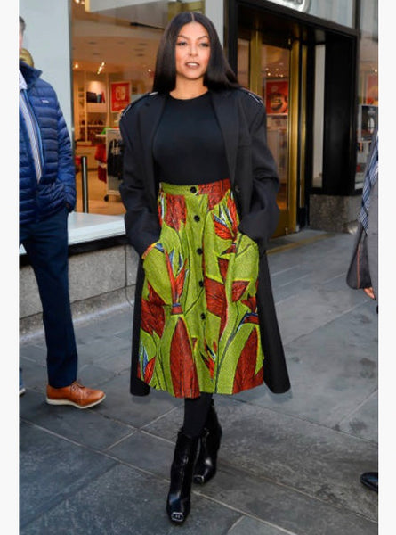 Taraji P. Henson on Today Show Tuesday February 4, 2019