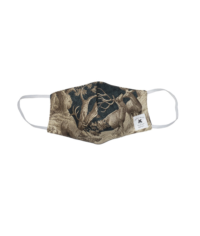 Adult Mask in Field & Stream Toile
