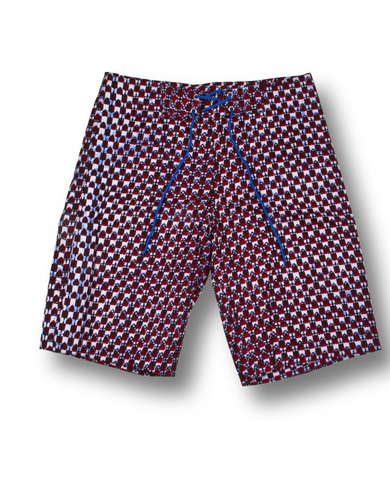 Red & Blue Checkers