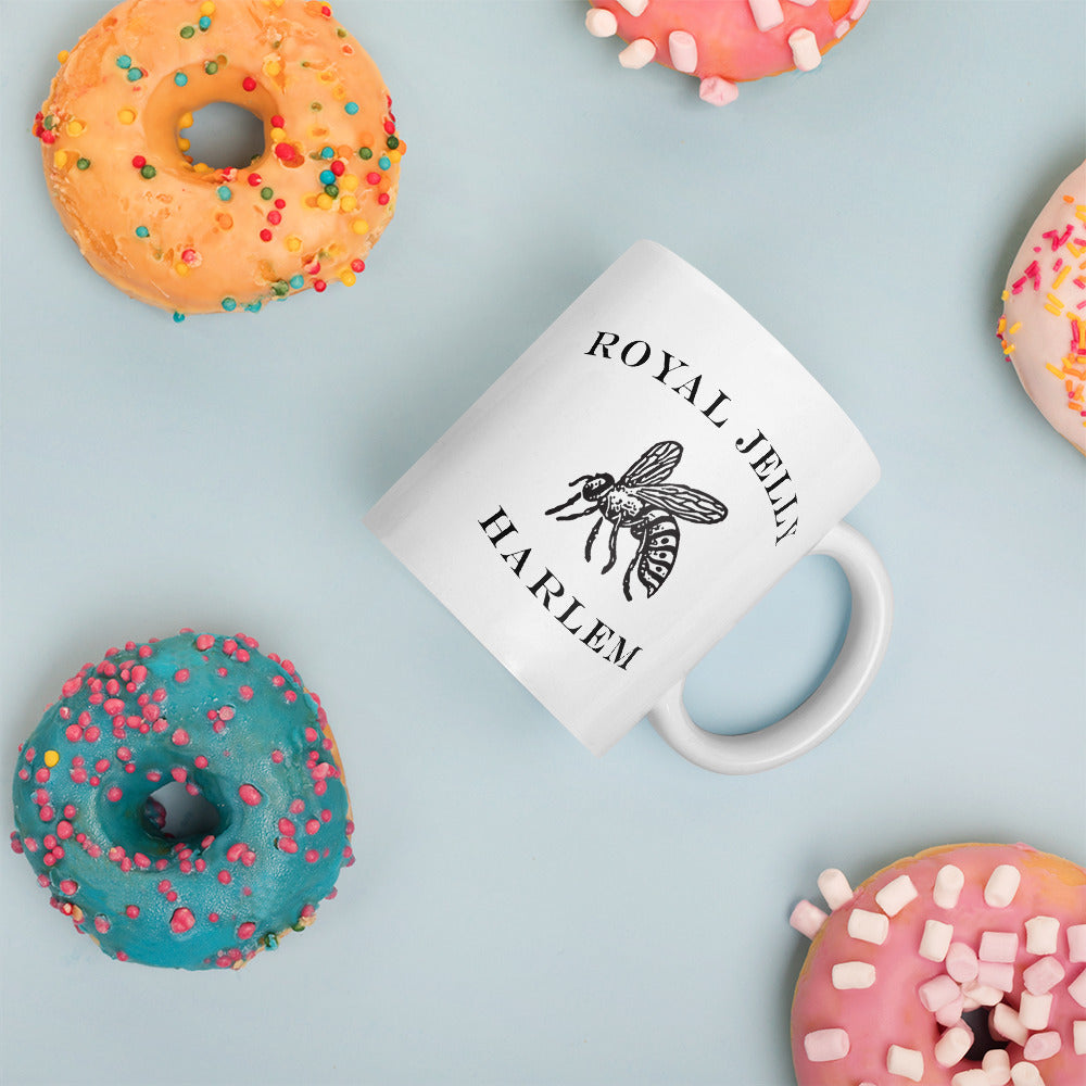 Royal Jelly Harlem Logo Mug