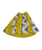 Serafina Midi in Yellow Notebook