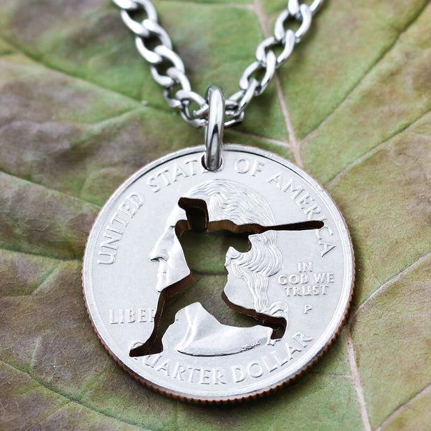 Baseball Batter Necklace