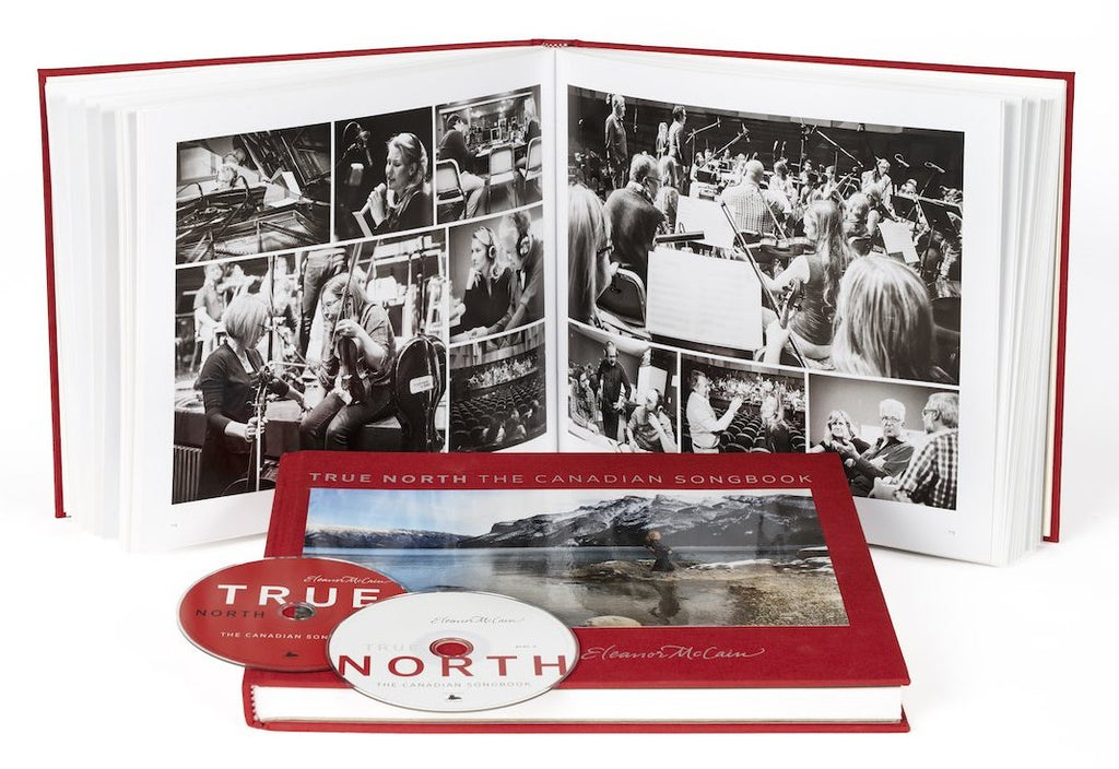 True North: The Canadian Songbook + Free Double CD, Holiday