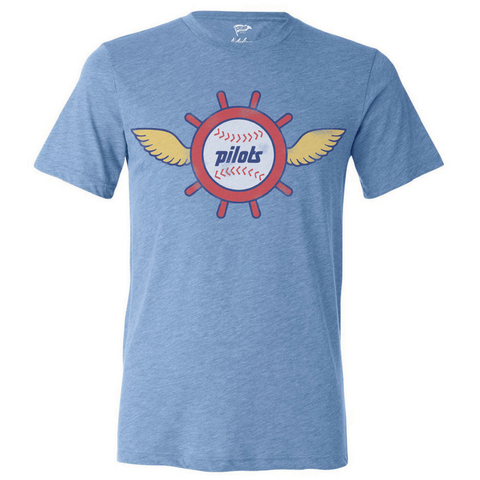 1969 Seattle Pilots Tee - Streaker Sports