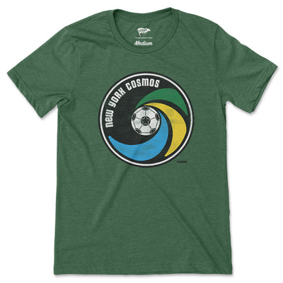 1970 New York Cosmos Tee - Streaker Sports