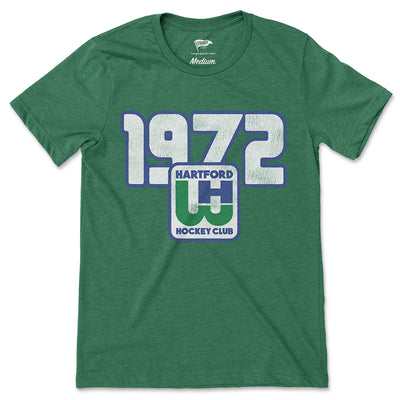 1972 Hartford Founding Year Tee - Streaker Sports