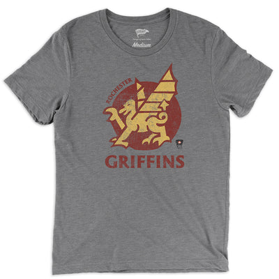 1974 Rochester Griffins Tee - Streaker Sports