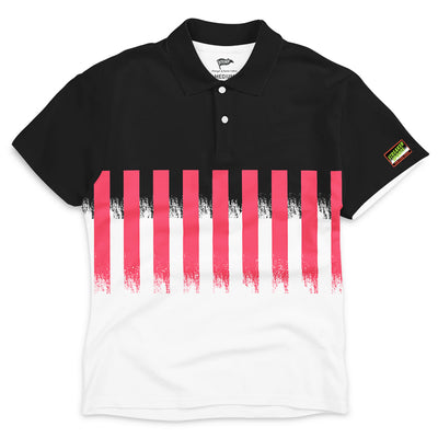 1993 Agassi Tennis Polo - Streaker Sports