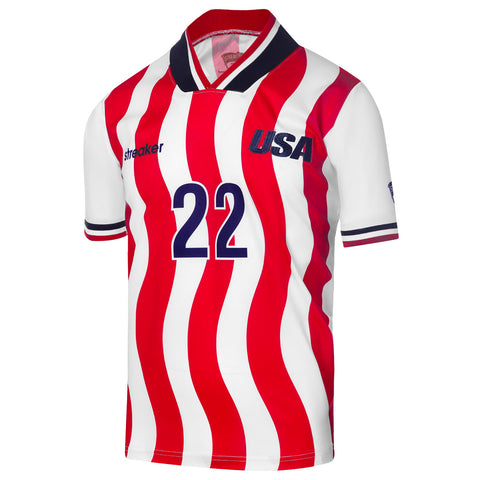 411b09a71 1994 USA 'Bacon' Soccer Jersey
