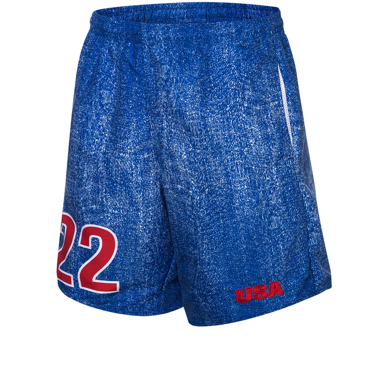 1994 U.S. Soccer 'Denim' Shorts - Streaker Sports