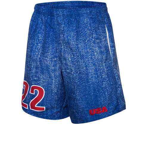 1994 U.S. Soccer 'Denim' Shorts