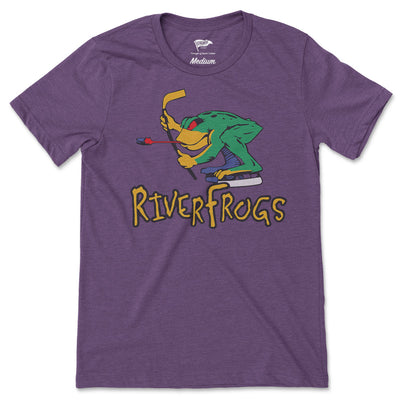 1995 Louisville RiverFrogs Tee - Streaker Sports