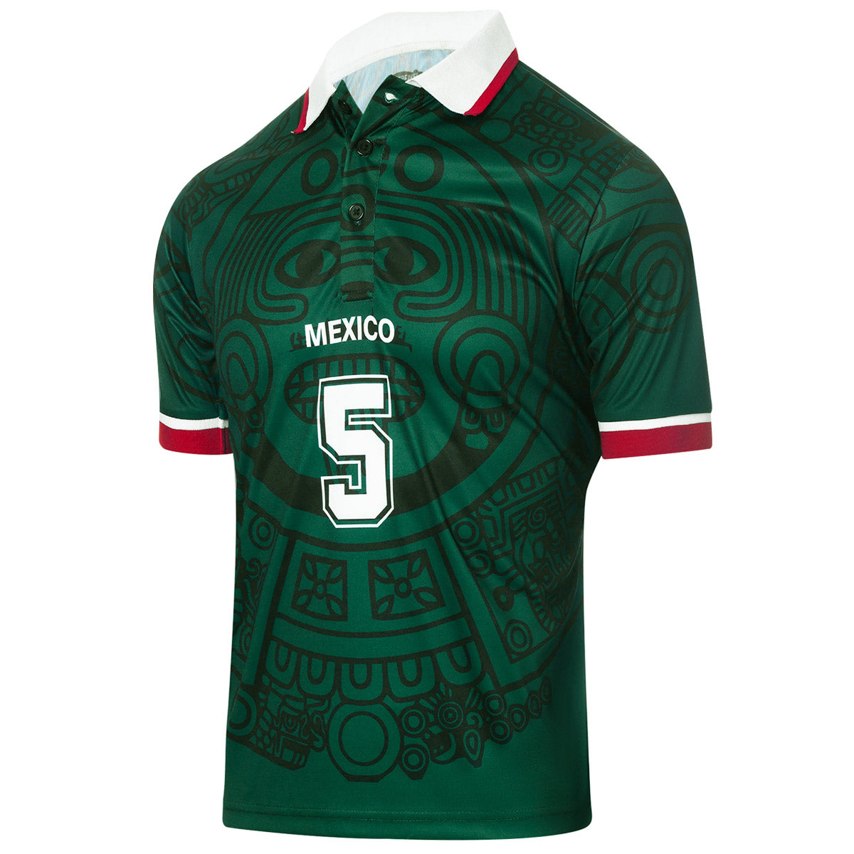 b10362d4cdf 1998 Mexico World Cup Soccer Jersey – Streaker Sports