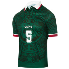 1998 Mexico World Cup Soccer Jersey - Streaker Sports
