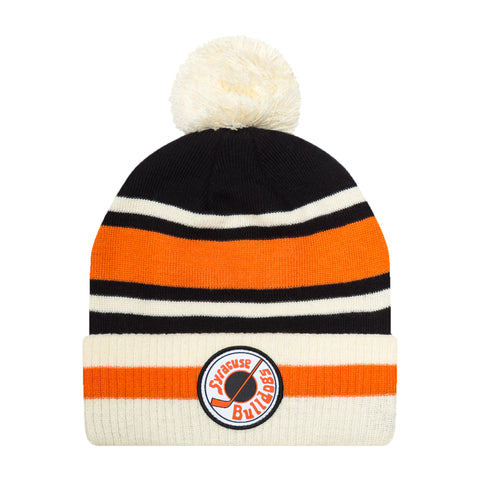 Syracuse Bulldogs Pom Hat
