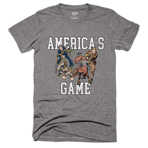 America's Game Army-Navy Football Tee - Streaker Sports