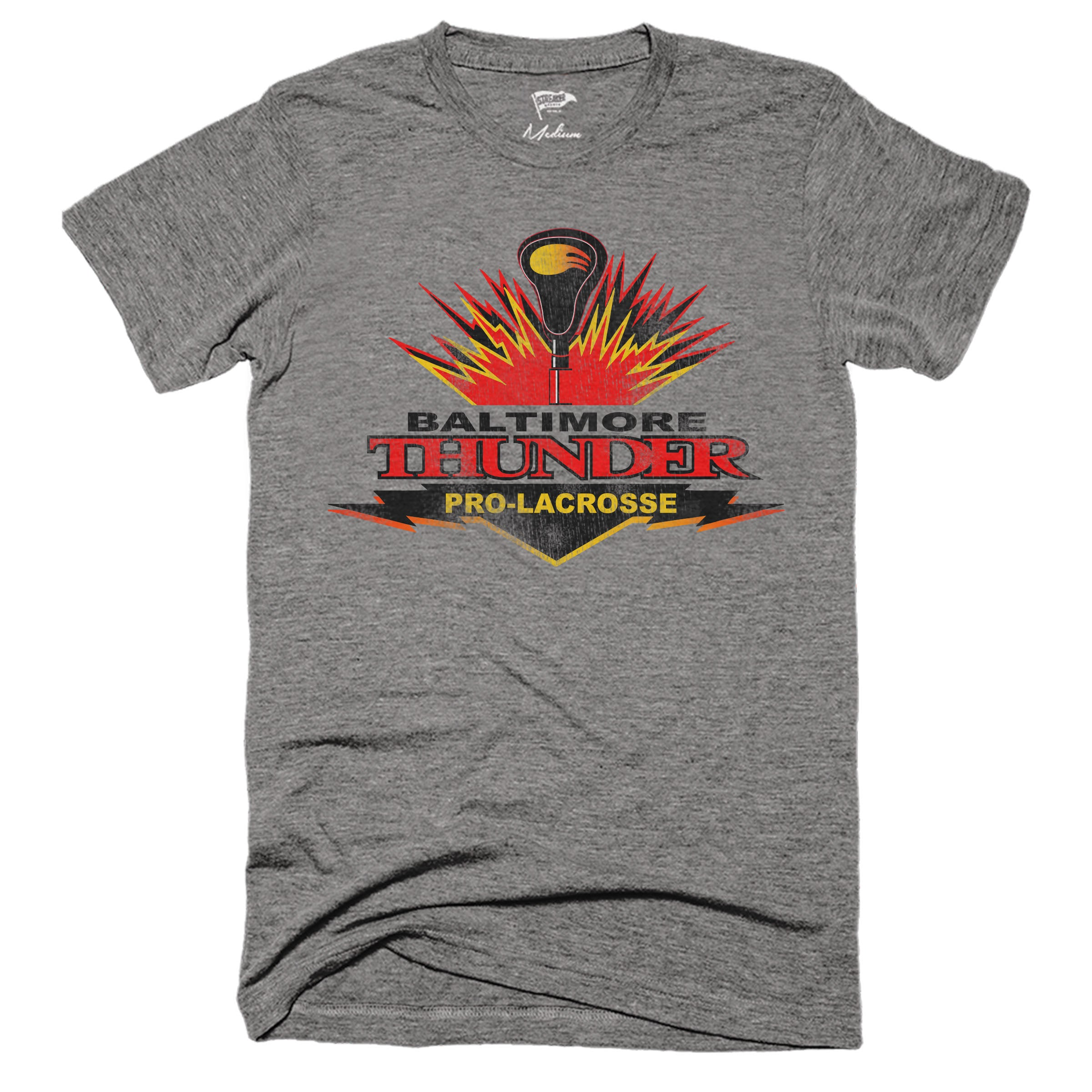 1998 Baltimore Thunder Tee - Streaker Sports