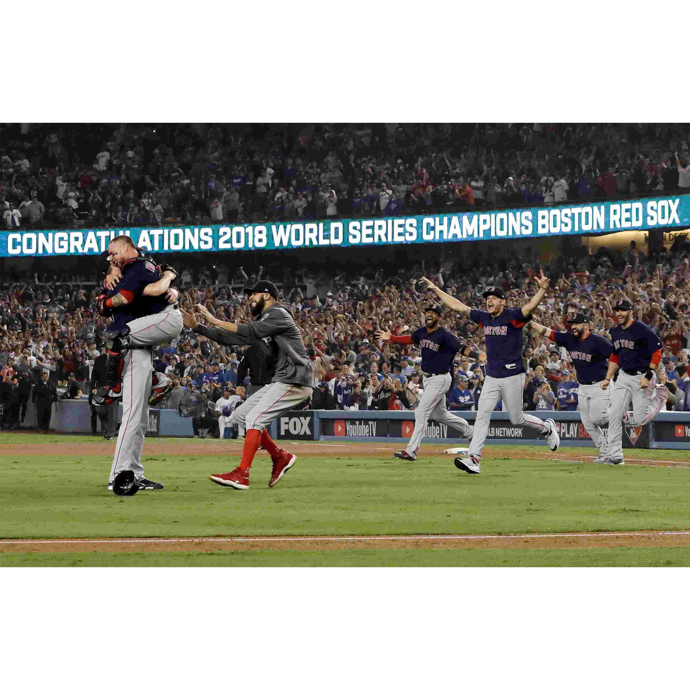 2018 Boston World Series Champs Tee