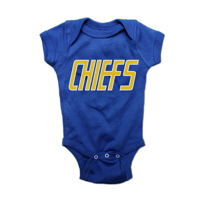Charlestown Chiefs Onesie - Streaker Sports