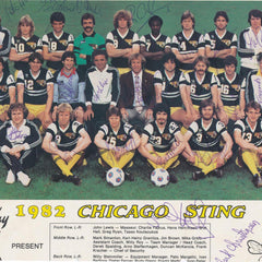 1975 Chicago Sting Tee