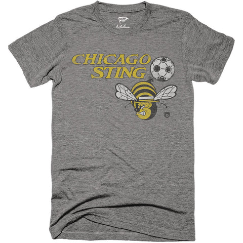 1975 Chicago Sting Tee - Streaker Sports