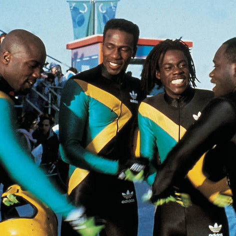 Cool Runnings 'Feel The Rhythm' Tee