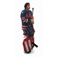 1980 Jim Craig Away Jersey Tee - Streaker Sports