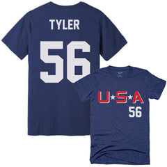 D2 Mighty Ducks Russ Tyler Jersey Tee