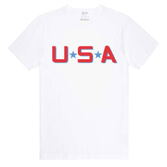 D2 Mighty Ducks Team USA Warm Up Tee
