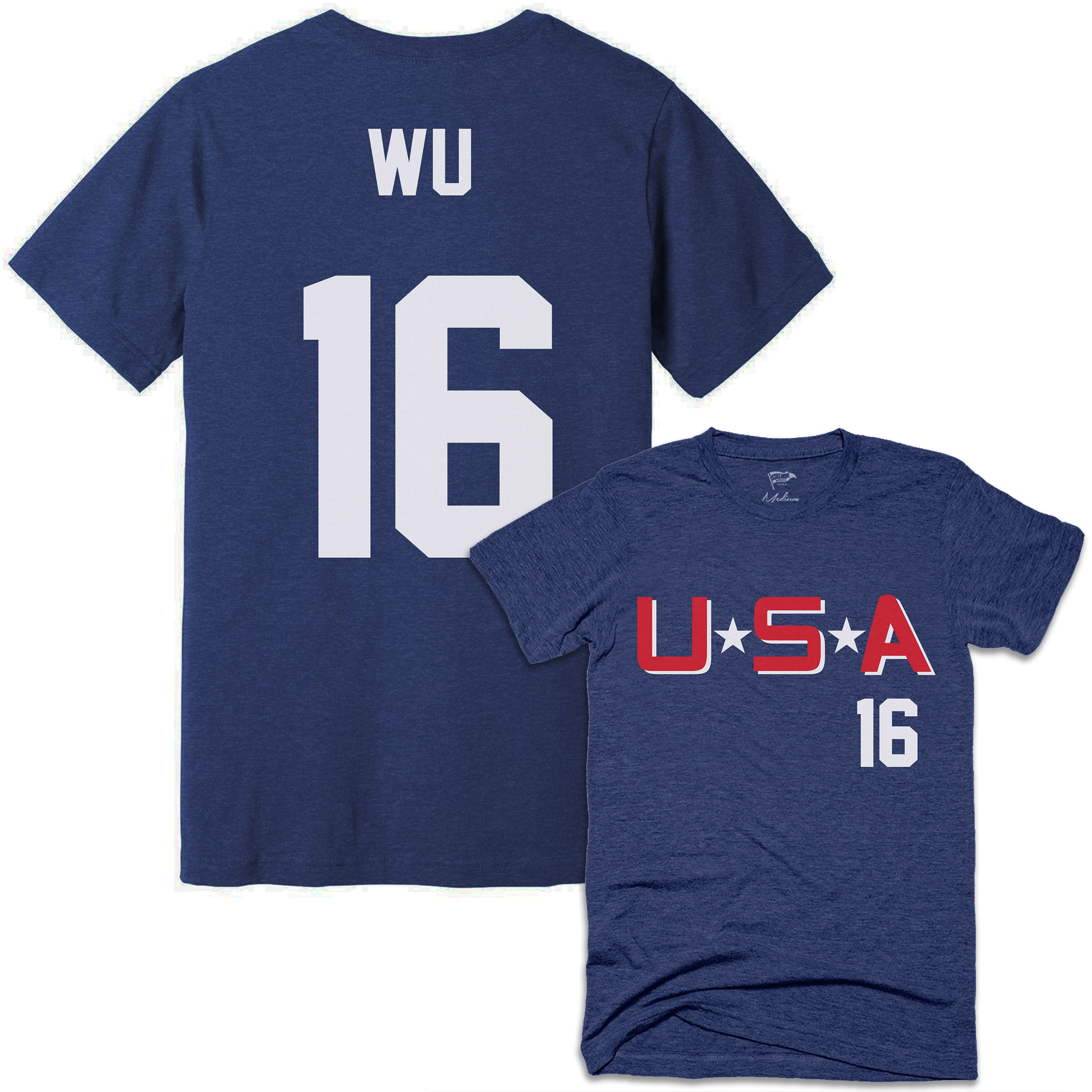 D2 Mighty Ducks Kenny Wu Jersey Tee - Streaker Sports