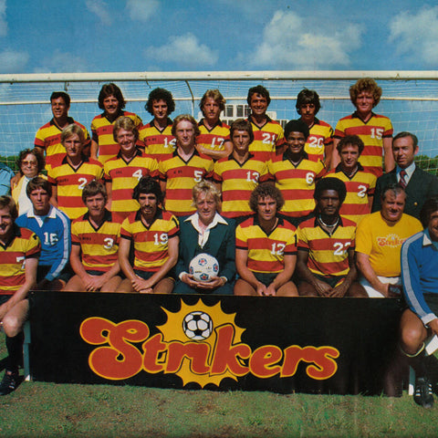 1977 Ft. Lauderdale Strikers Tee - Streaker Sports