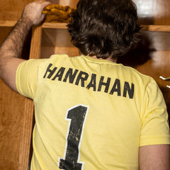Long Island Ducks Hanrahan Jersey Tee