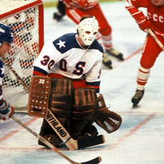 Jim Craig 1980 Mask Tee - Streaker Sports
