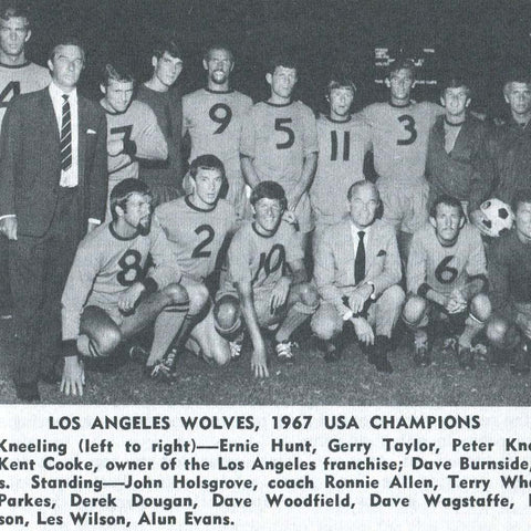 1966 Los Angeles Wolves Tee
