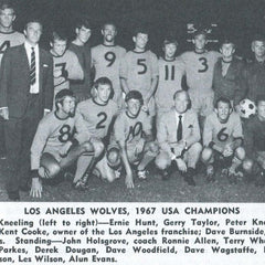 1966 Los Angeles Wolves Tee - Streaker Sports