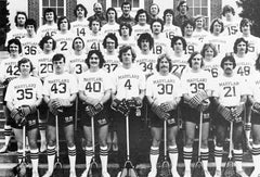1975 Maryland Lacrosse Shorts