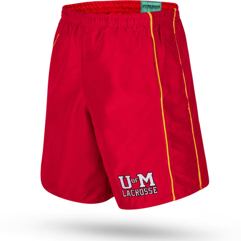 1975 Maryland Lacrosse Shorts - Streaker Sports