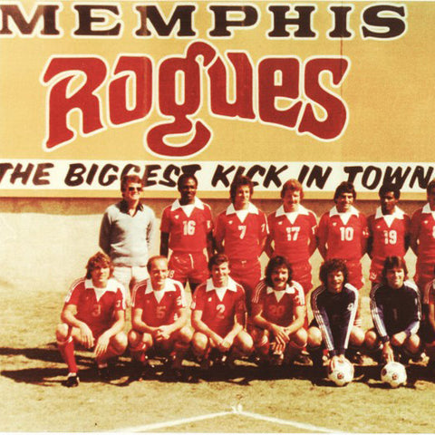 1978 Memphis Rogues Tee - Streaker Sports