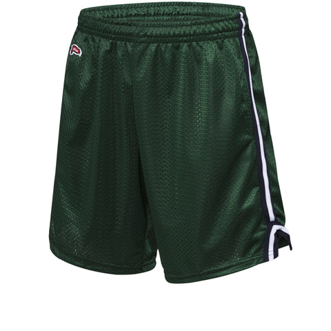 Mesh Lounger Shorts - Bottle Green - Streaker Sports