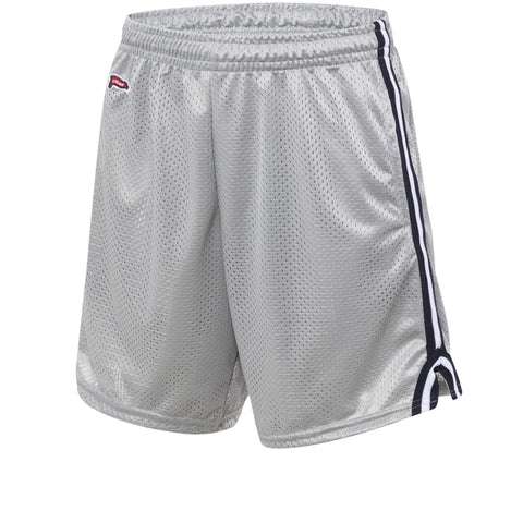 Mesh Lounger Shorts - Fog - Streaker Sports