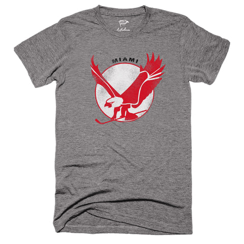 1972 Miami Screaming Eagles Tee