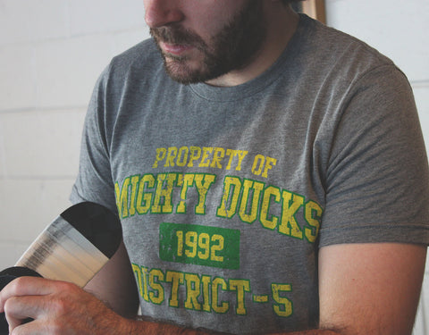 Mighty Ducks Locker Room Tee