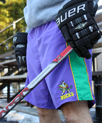 Mighty Ducks Hockey Pant Shorts™ - Streaker Sports