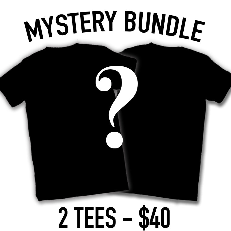 Mystery Tee Bundle - 2 PACK - Streaker Sports