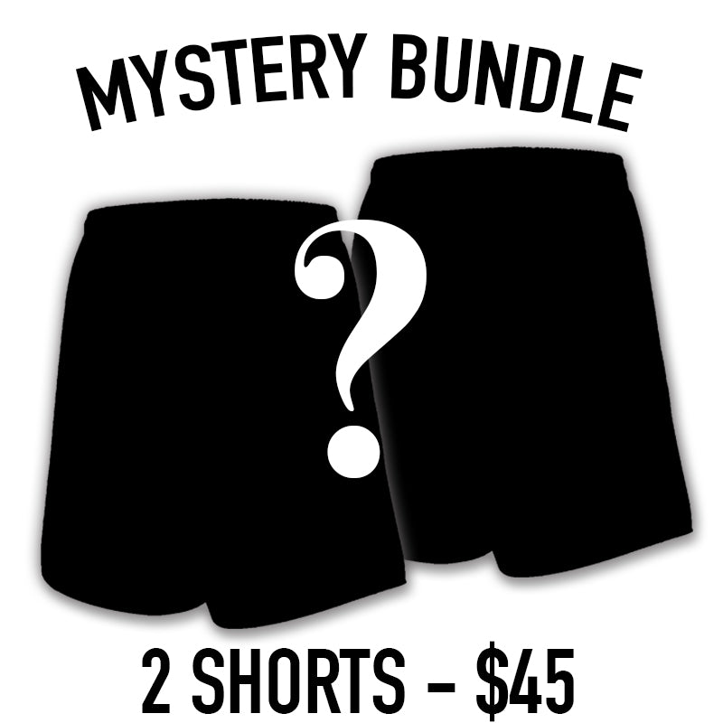 Mystery Short Bundle - 2 PACK