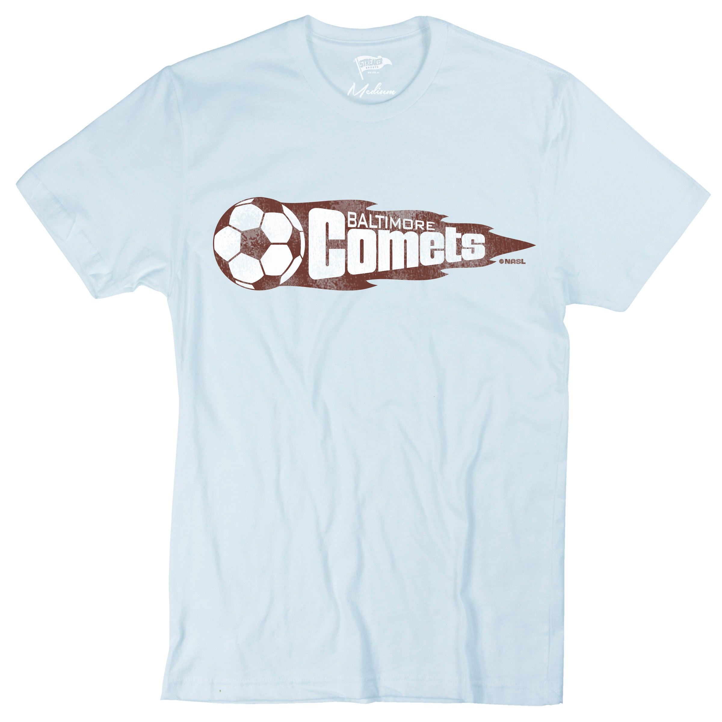 1974 Baltimore Comets Tee - Streaker Sports