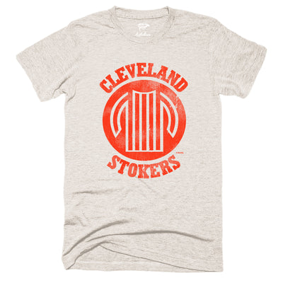 1967 Cleveland Stokers Tee - Streaker Sports