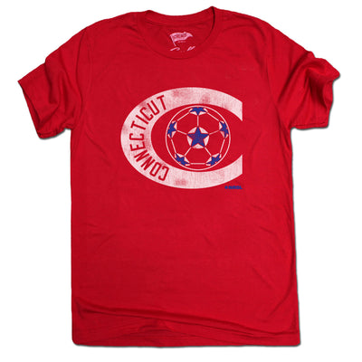 1976 Connecticut Bicentennials Tee - Streaker Sports