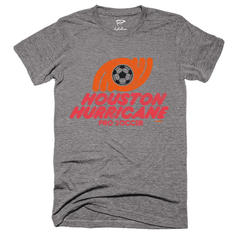 1978 Houston Hurricane Tee - Streaker Sports